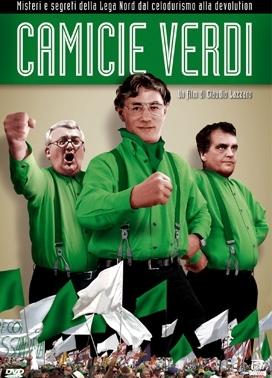 La copertina DVD di Camicie verdi
