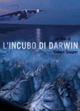 La copertina DVD di L'incubo di Darwin