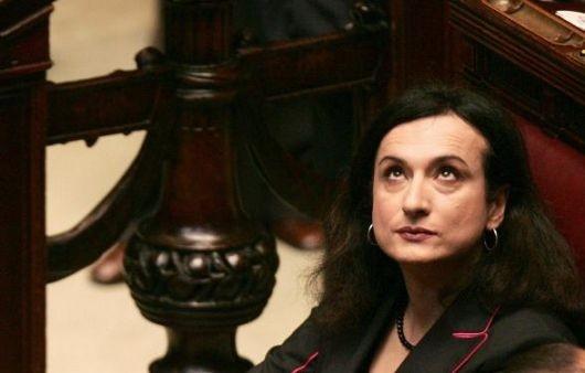 Primo giorno in Parlamento per Vladimir Luxuria