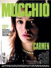 Carmen Consoli sulla cover di Mucchio