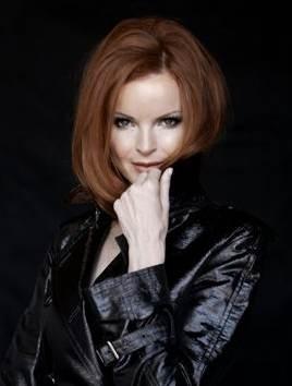 Marcia Cross in versione dark lady