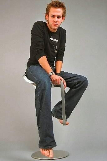 L'attore Dominic Monaghan