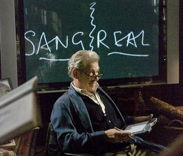 Sir Ian McKellen in Il Codice Da Vinci