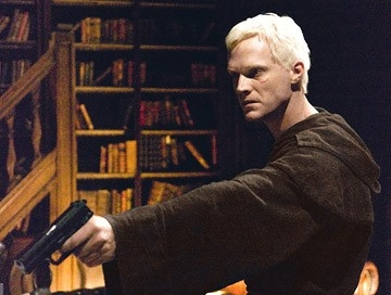 Un perfido Paul Bettany in Il Codice Da Vinci