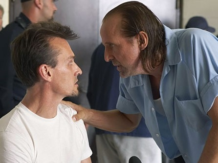 Robert Knepper e Peter Stormare in Prison Break