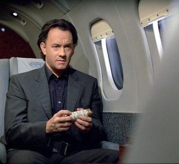 Tom Hanks in Il Codice Da Vinci