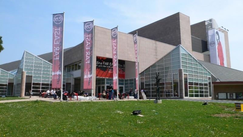 Il mitico Teatro Nuovo: sede del Far East