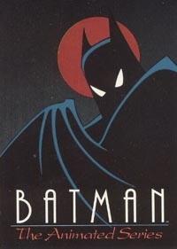 La locandina di Batman - The Animated Series