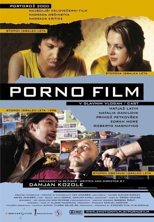 La locandina di Porno Film