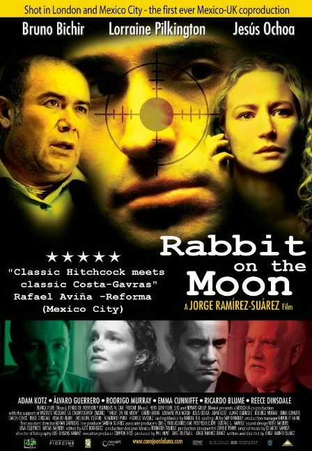 La locandina di Rabbit on the moon