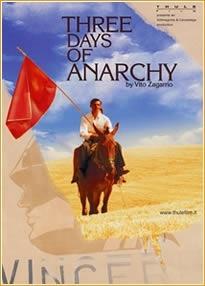 La locandina di Tre giorni d'anarchia
