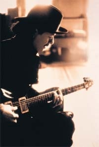 Una immagine di Carlos Santana