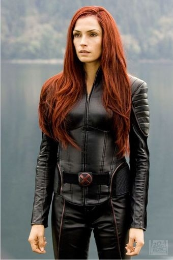 Famke Janssen in una scena di X-Men: Conflitto Finale