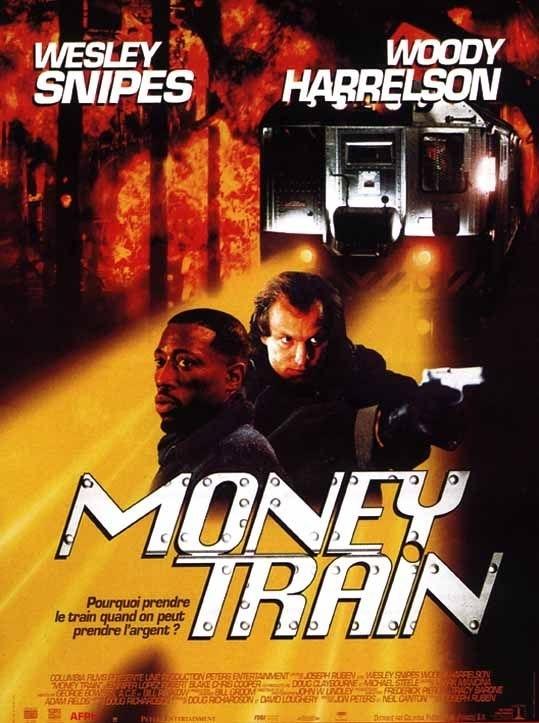 La locandina di Money Train