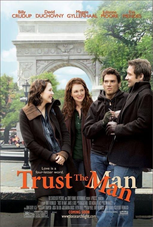 La locandina di Trust the Man