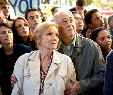 Eva Marie Saint e James Karen in Superman Returns