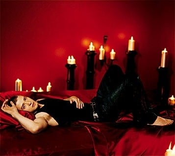 Justin Timberlake in versione sexy