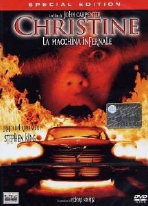 La copertina DVD di Christine - La Macchina Infernale - Special Edition