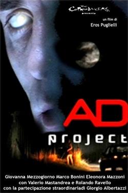La locandina di AD Project