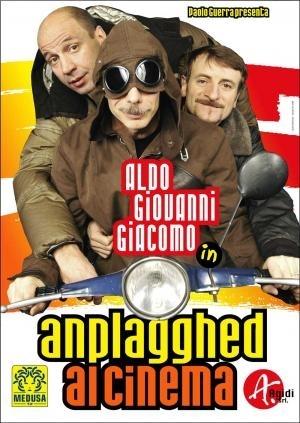 La locandina di Anplagghed al cinema