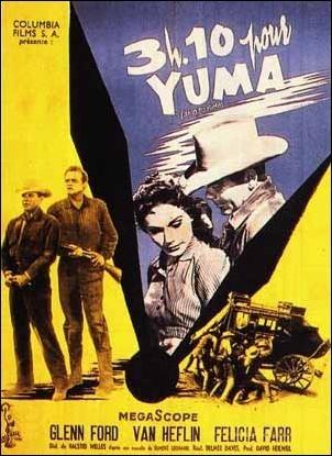 La locandina di Quel treno per Yuma