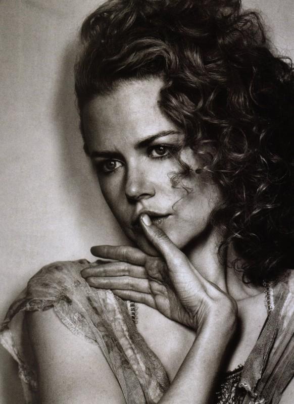una sensuale Nicole Kidman