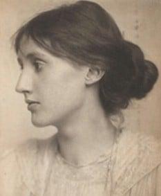 Un'immagine di Virginia Woolf