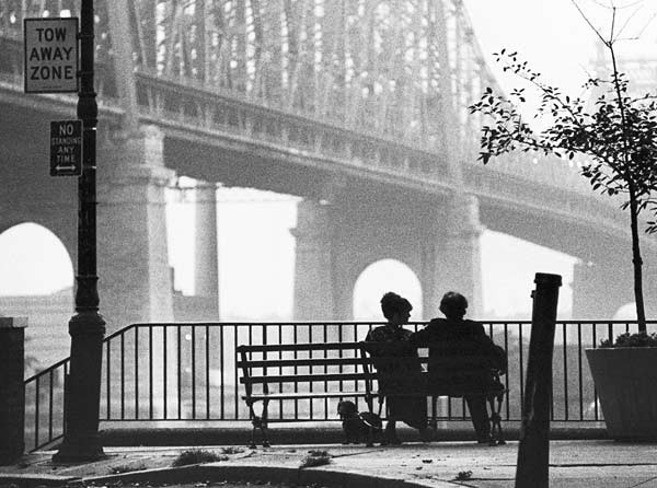 Una scena di Manhattan