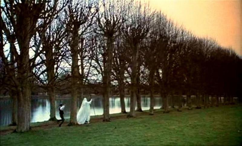 Woody Allen danza con la morte nella scena finale di AMORE E GUERRA