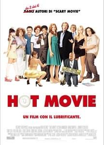 La locandina italiana di Hot Movie