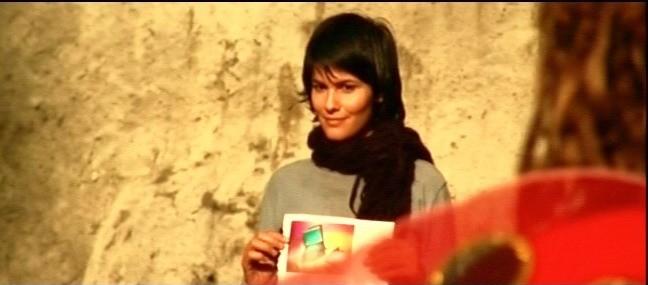 Mandala Tayde in una scena di H2Odio
