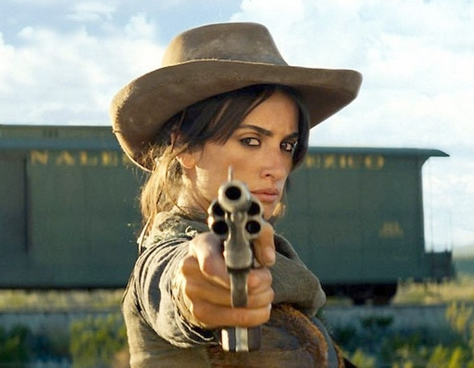 Penelope Cruz è una delle due interpreti di Bandidas