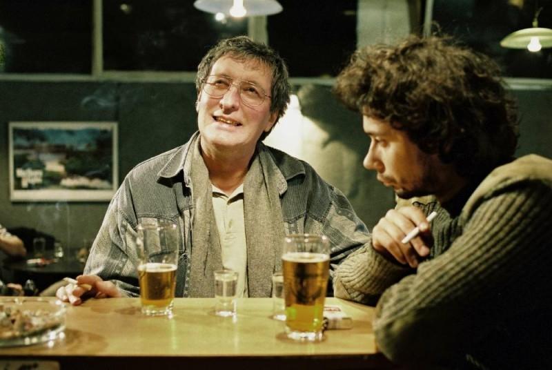 Una scena del film Una cosa chiamata felicità (Stestí, 2005)