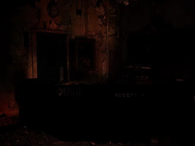 Silent Hill, una sequenza del film
