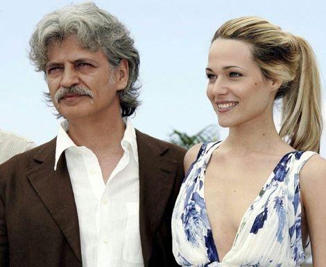 Fabrizio Bentivoglio e Laura Chiatti