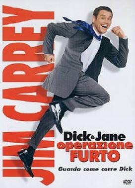 La copertina DVD di Dick & Jane Operazione furto
