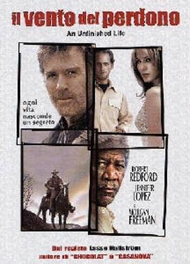 La copertina DVD di Il vento del perdono
