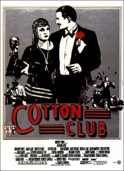 La locandina di Cotton Club