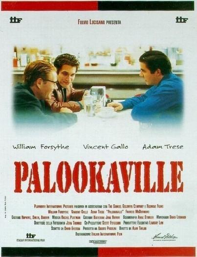 La locandina di Palookaville