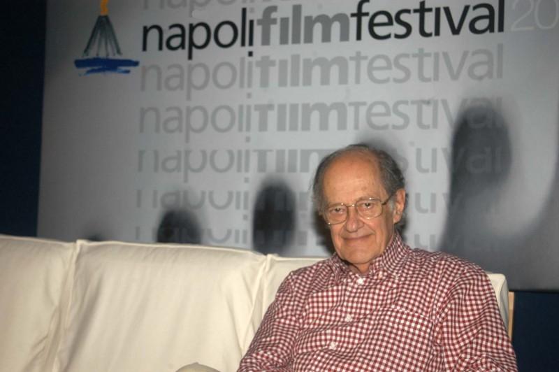 Ugo Gregoretti al Napoli Film Festival