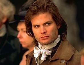 Casper Van Dien in una scena di Sleepy Hollow