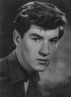 Ian McKellen da giovane