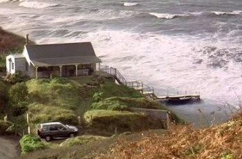 La casa isolata di Demi Moore