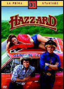 La copertina DVD di Hazzard - Prima Stagione