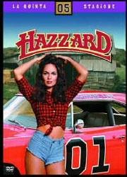 La copertina DVD di Hazzard - Quinta Stagione