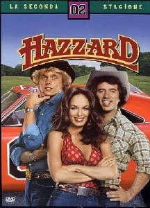 La copertina DVD di Hazzard - Seconda Stagione