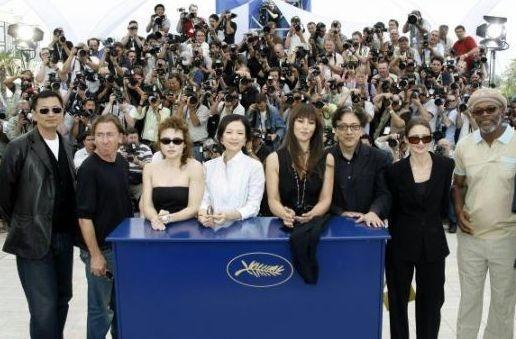 La Giuria Internazionale di Cannes 2006