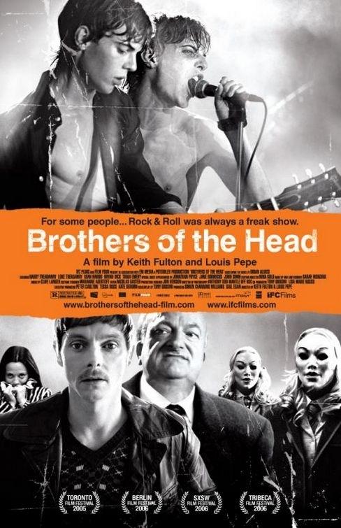 La locandina di Brothers Of The Head