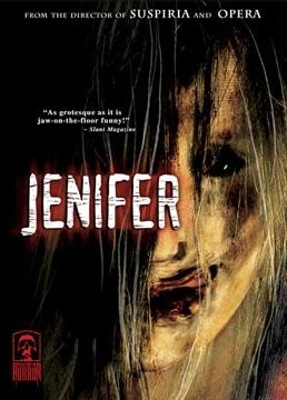 La locandina di Jenifer