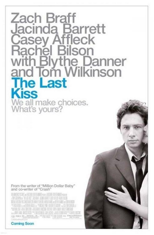 La locandina di The Last Kiss